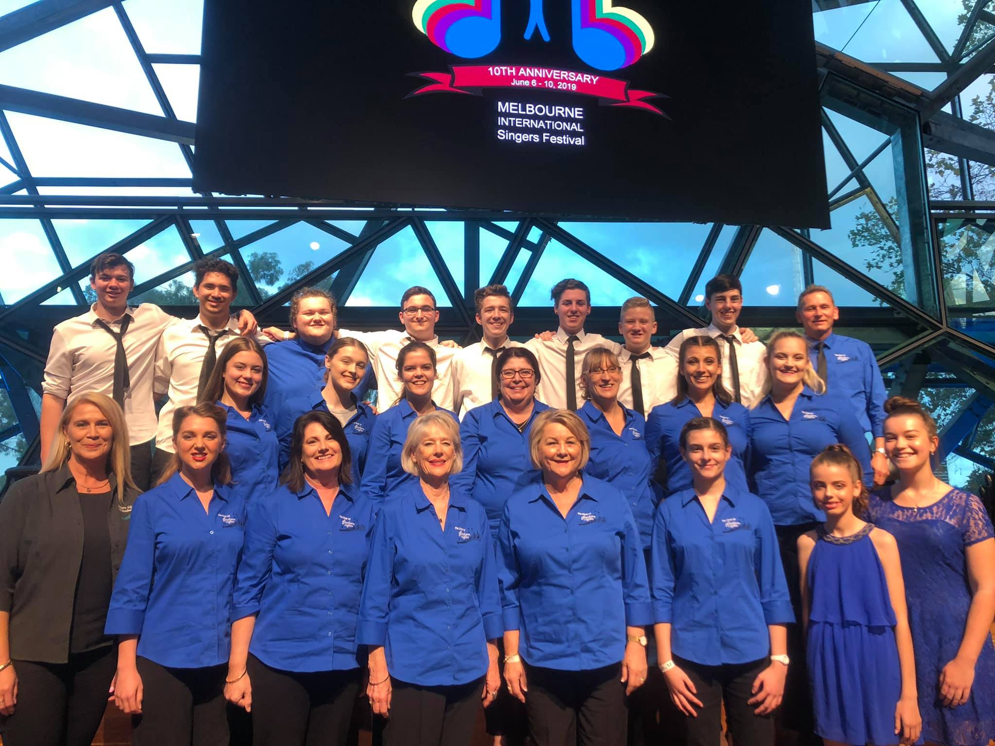 Choir of Southern Lights - Melbourne 2019